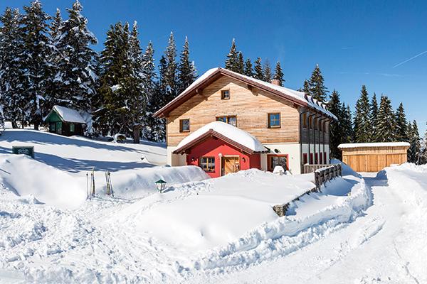 Foto Hütte Kampsteiner Schwaig